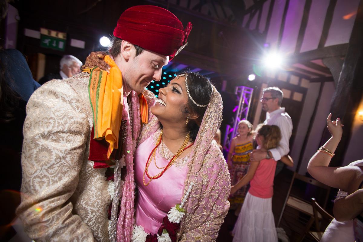 Priory Hall Wedding Suffolk - Rekha & Adam-80