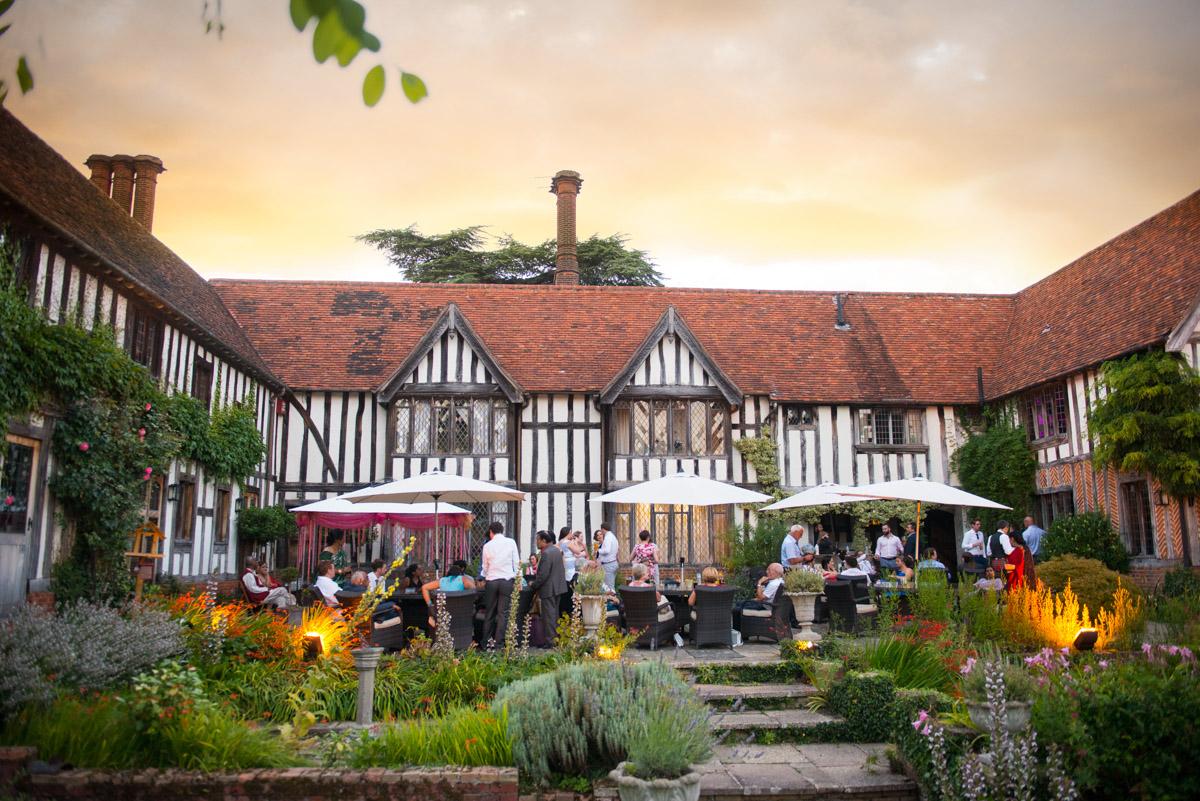 Priory Hall Wedding Suffolk - Rekha & Adam-84