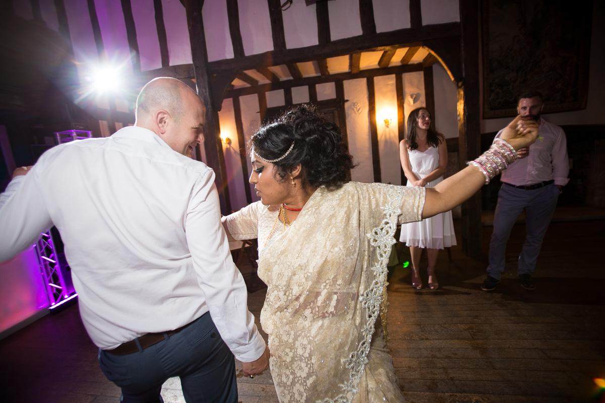 Priory Hall Wedding Suffolk - Rekha & Adam-91