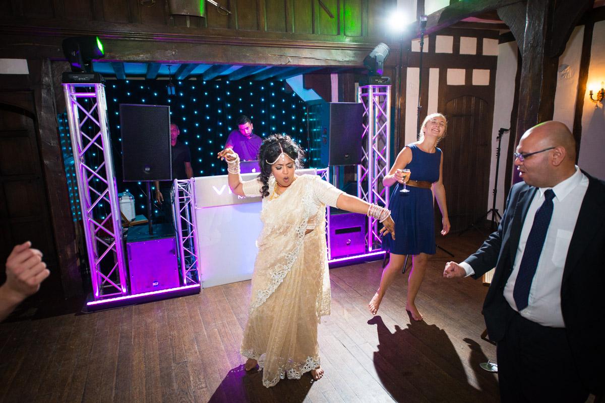 Priory Hall Wedding Suffolk - Rekha & Adam-94