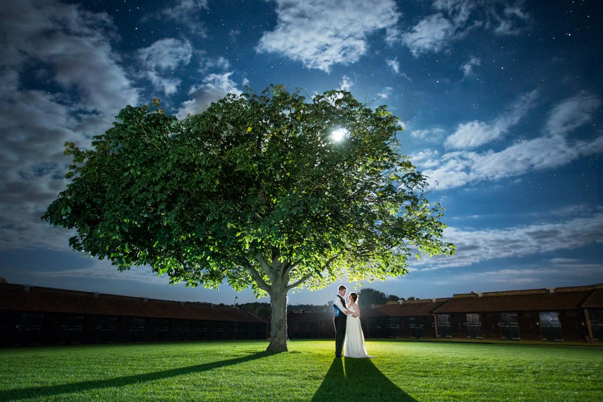 Tattersalls Wedding Photographs Newmarket - Jenni & David-90