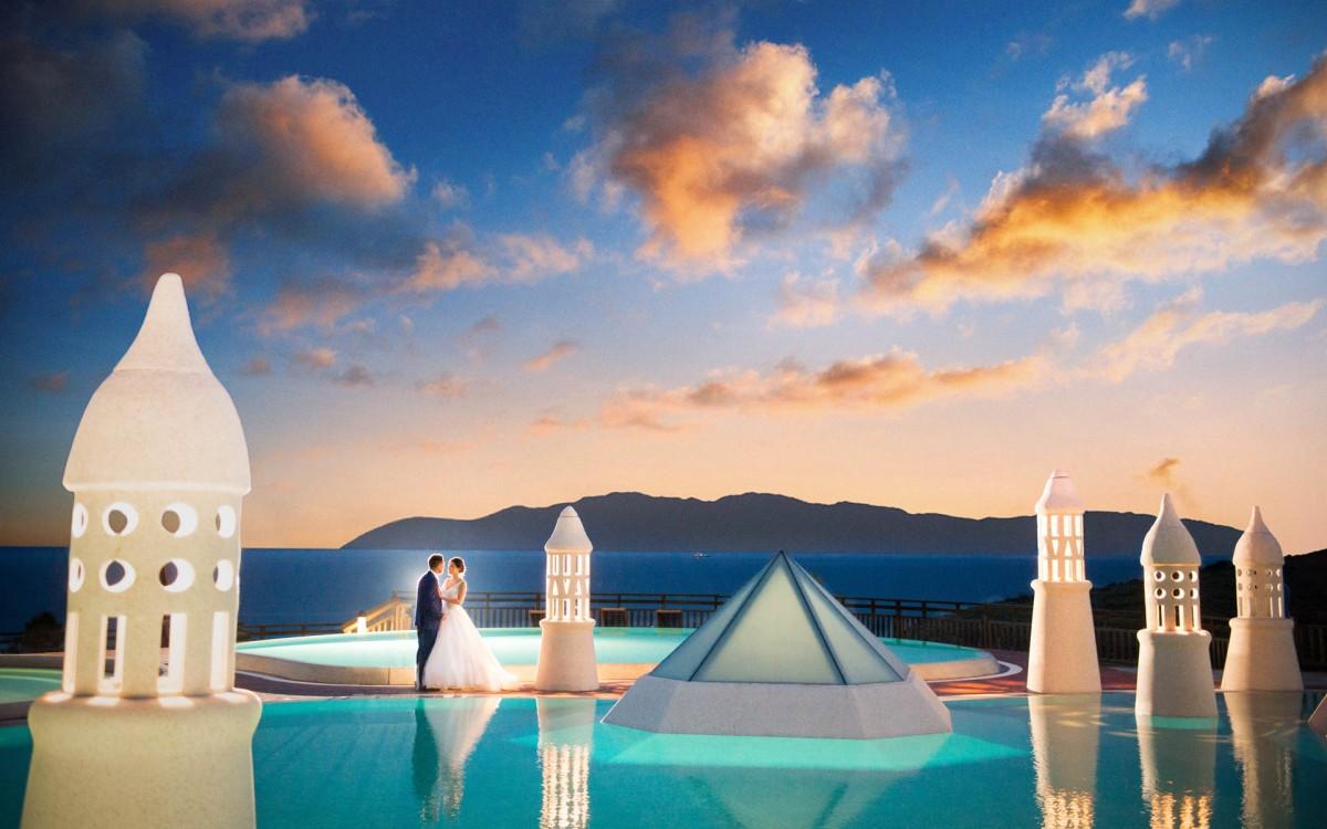 Kempinski Hotel Wedding, Turkey - Natasha & Darren