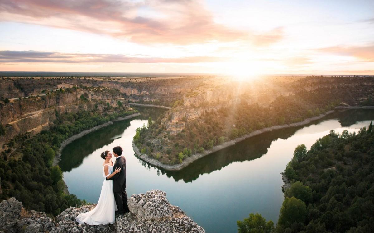 A Spanish Wedding - Marta & Alejandro