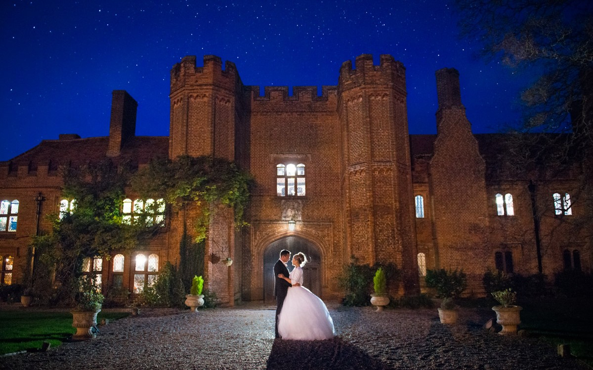 Leez Priory Wedding Photos - Misha & Adam