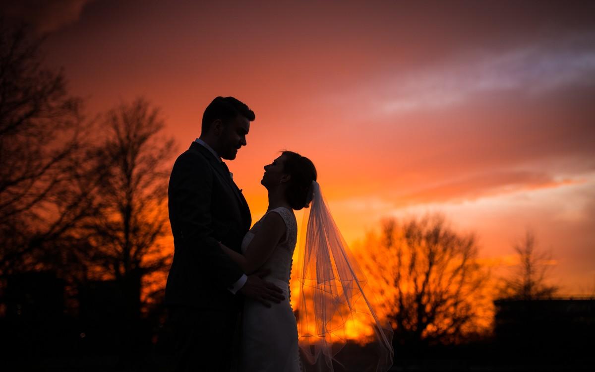 Wivenhoe House Wedding, Essex - Lisa & Patrick
