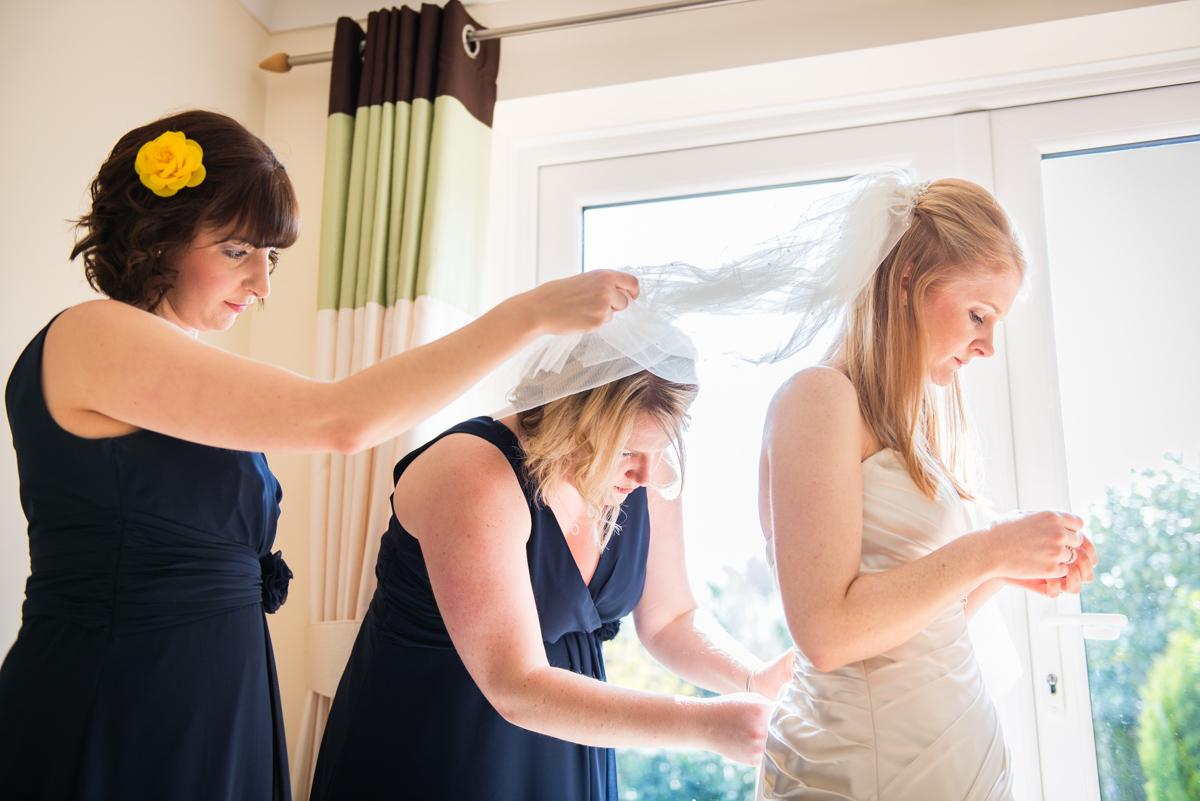 Marks Hall Wedding Essex - Sarah & Stephen-22