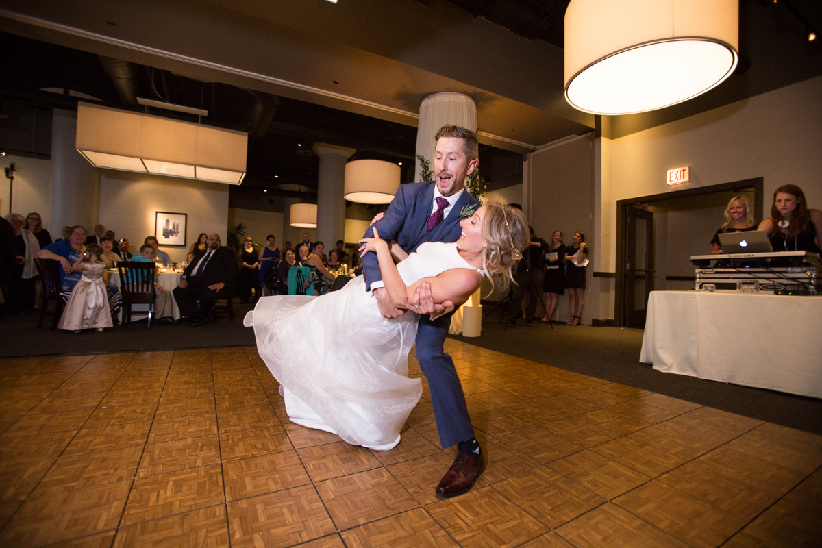 River Roast Wedding Chicago - Megan & David-101