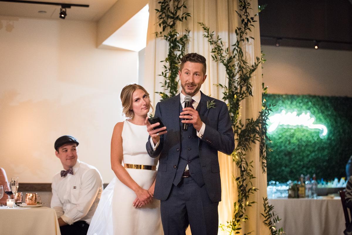 River Roast Wedding Chicago - Megan & David-108