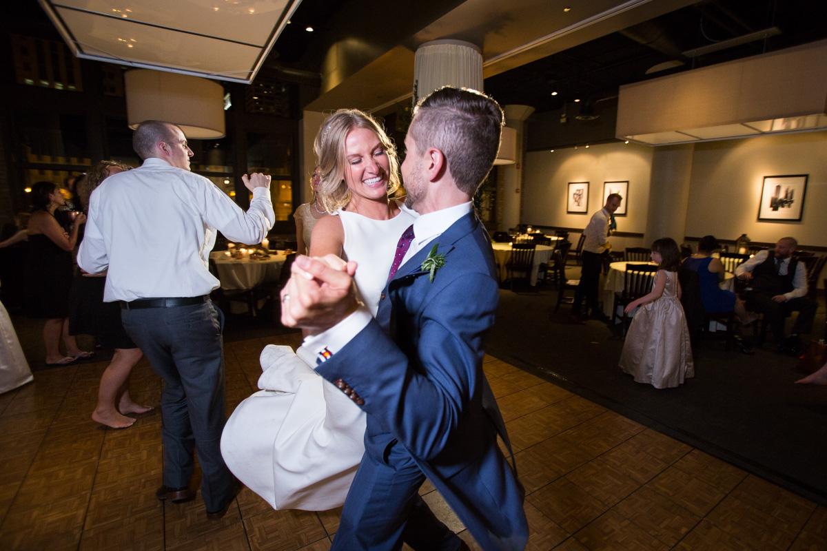 River Roast Wedding Chicago - Megan & David-122