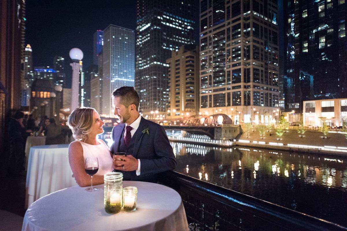 River Roast Wedding Chicago - Megan & David-127