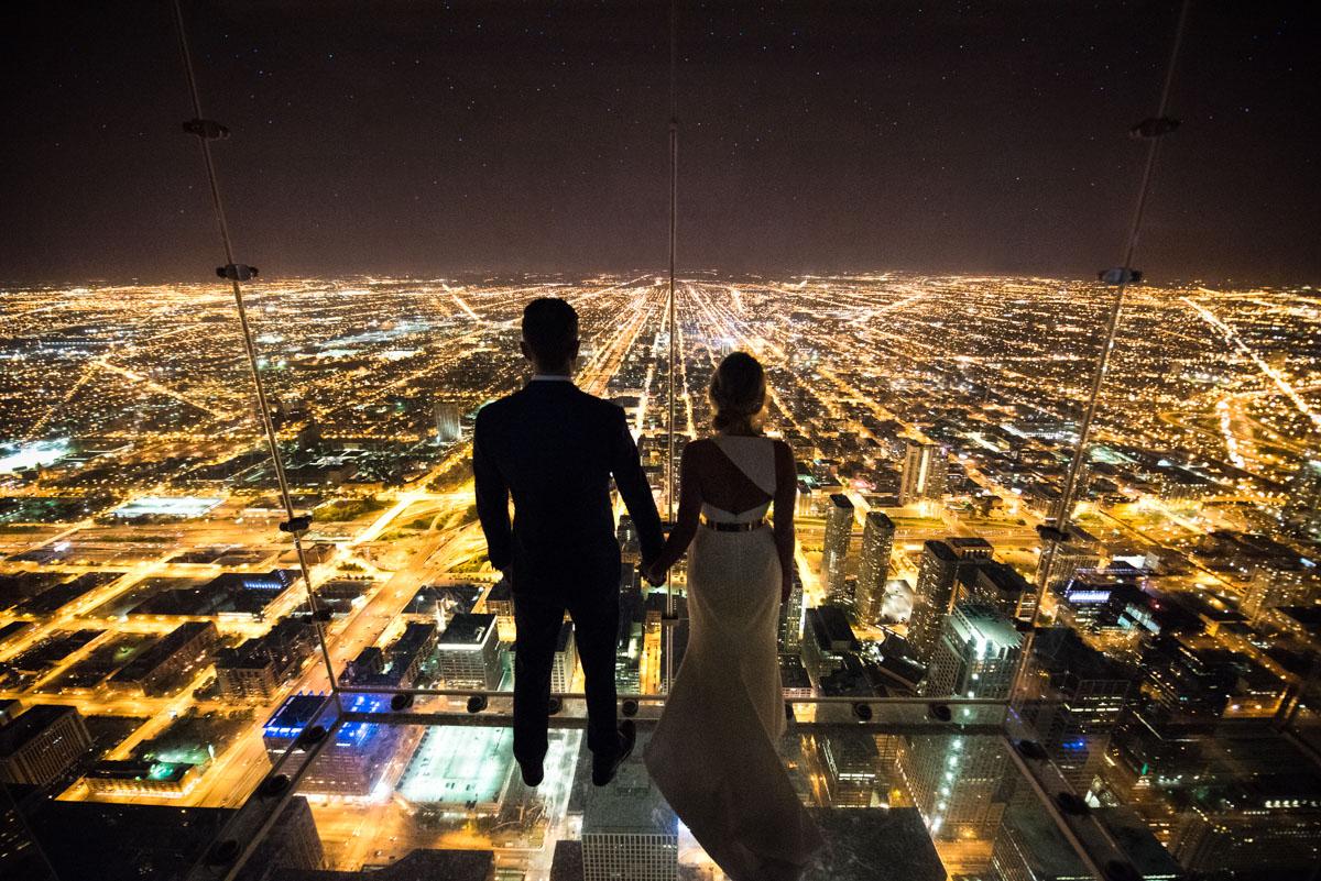 River Roast Wedding Chicago - Megan & David-129