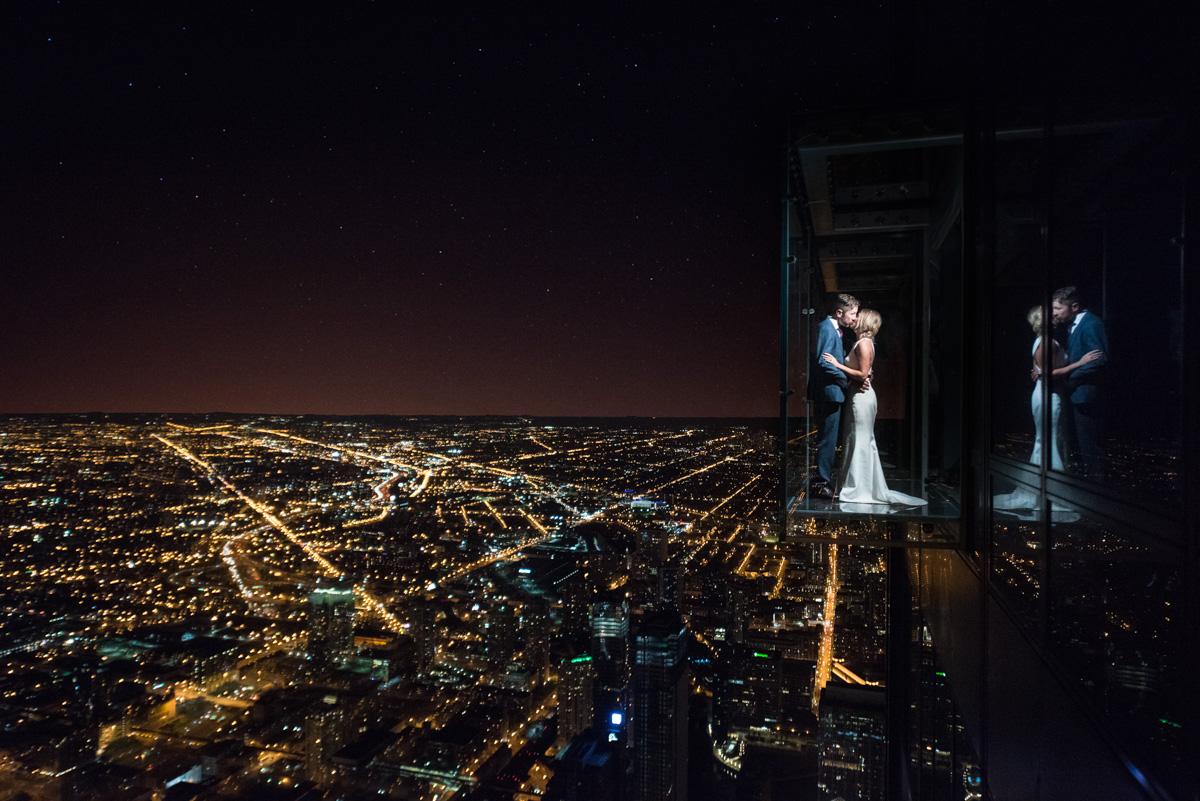 River Roast Wedding Chicago - Megan & David-131