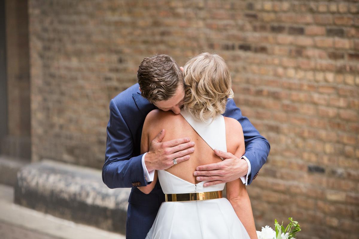 River Roast Wedding Chicago - Megan & David-39