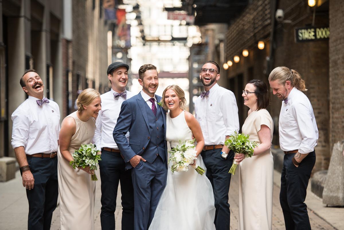 River Roast Wedding Chicago - Megan & David-43