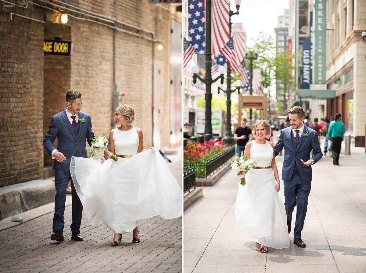 River Roast Wedding Chicago - Megan & David-45
