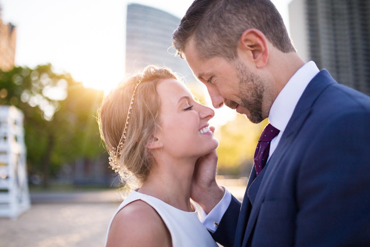 River Roast Wedding Chicago - Megan & David-68