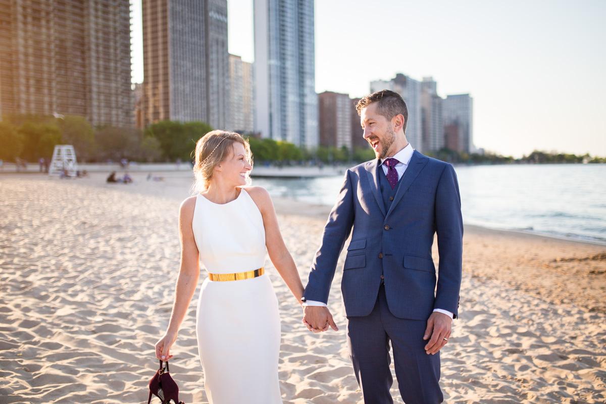 River Roast Wedding Chicago - Megan & David-69