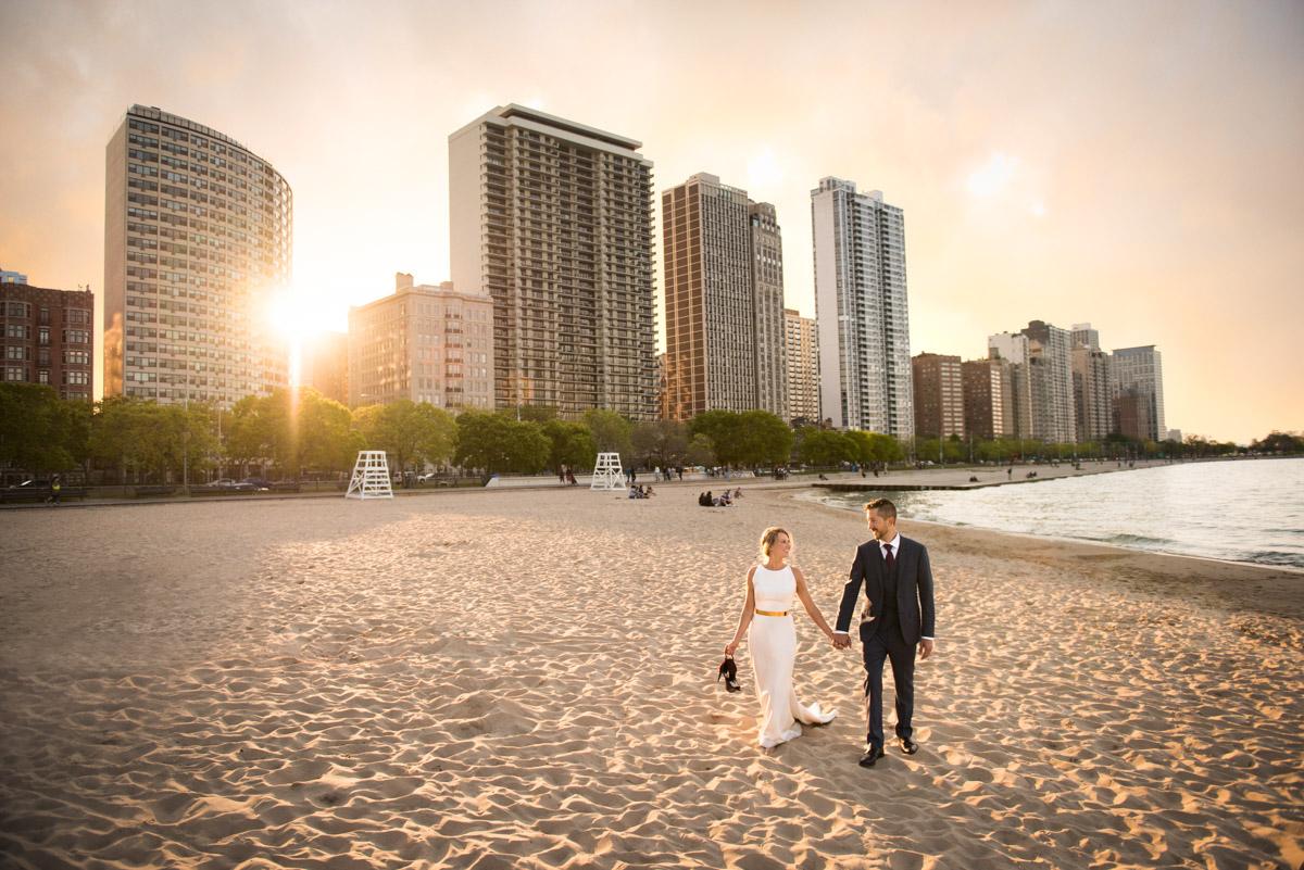 River Roast Wedding Chicago - Megan & David-74