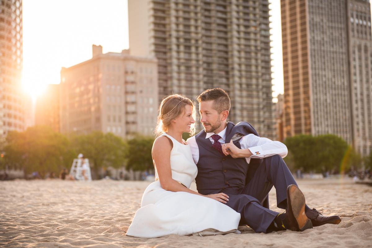 River Roast Wedding Chicago - Megan & David-75