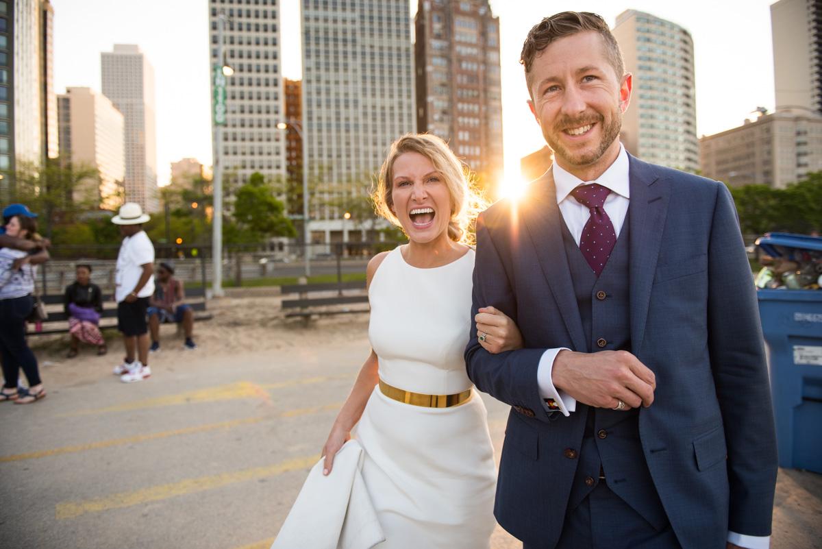 River Roast Wedding Chicago - Megan & David-76