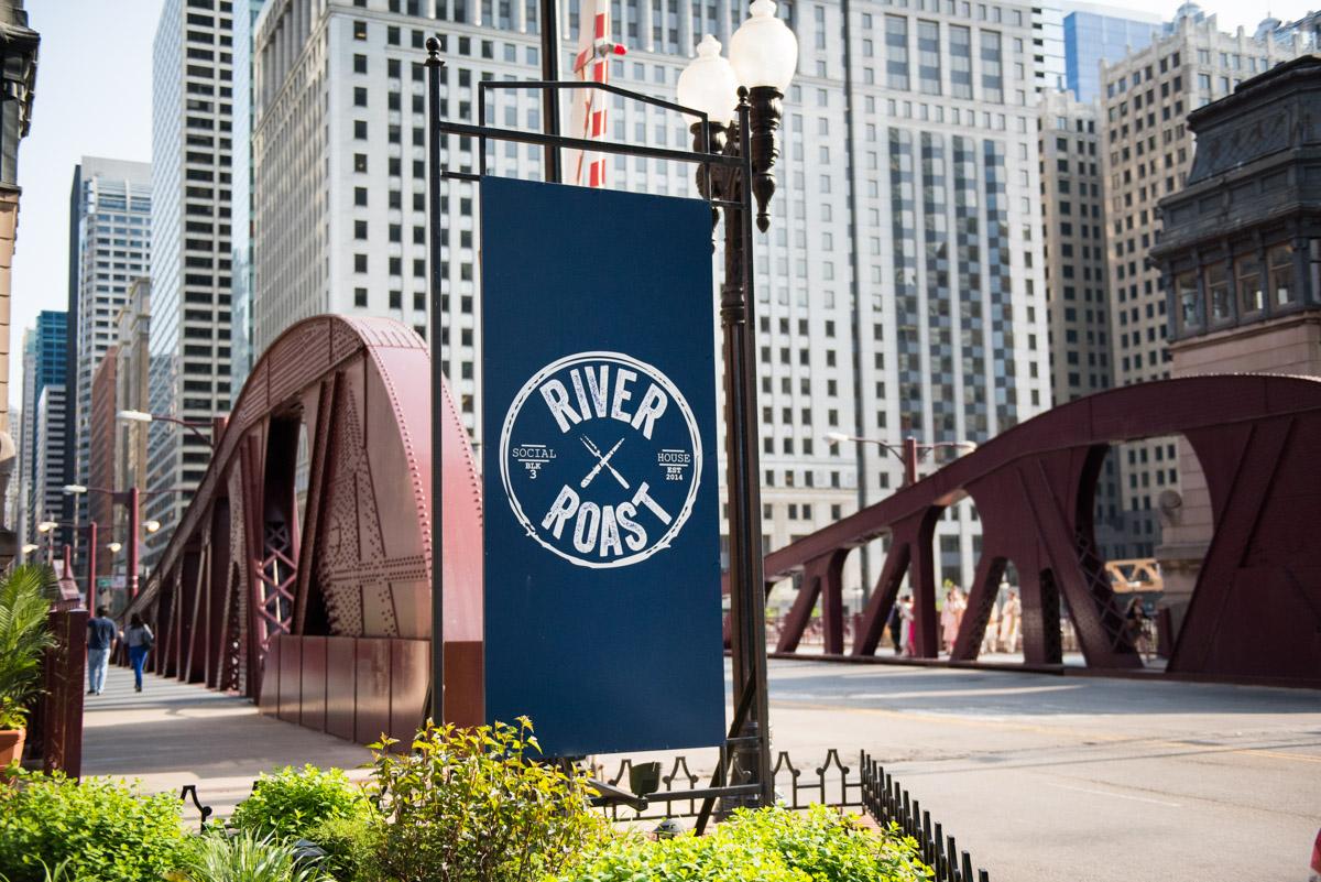 River Roast Wedding Chicago - Megan & David-77
