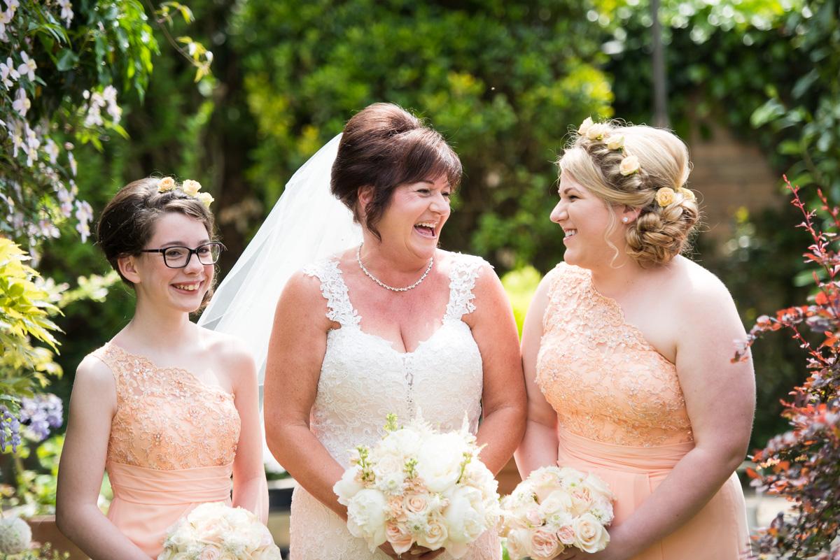 Ye Olde Plough House Wedding - Karen & Dave -10