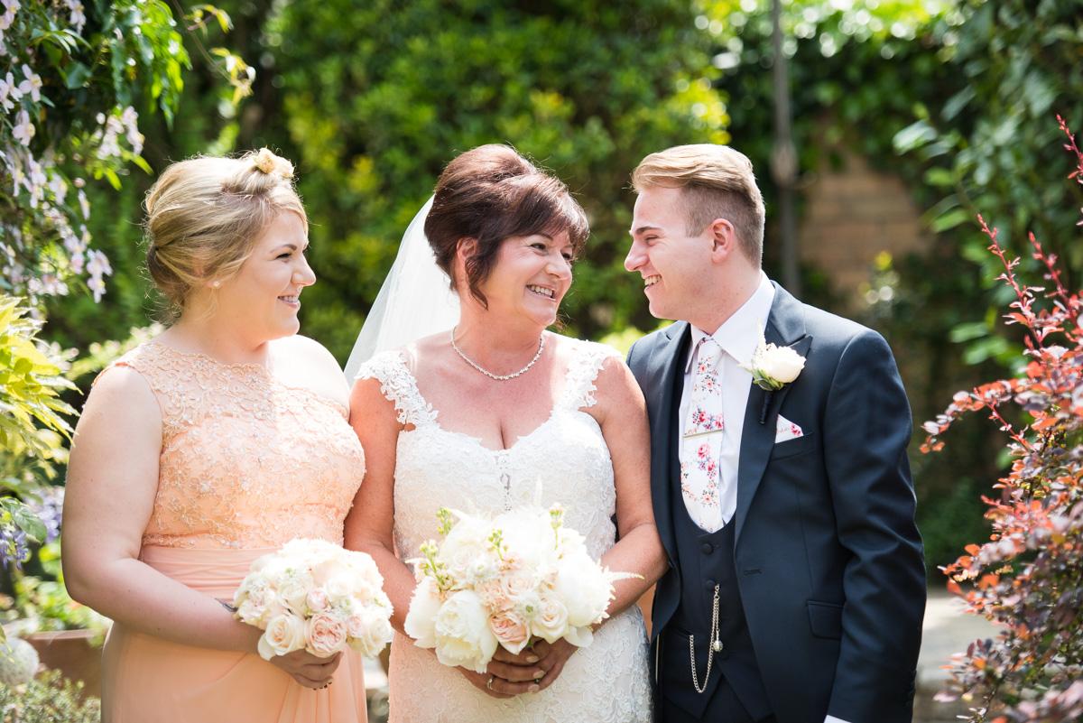Ye Olde Plough House Wedding - Karen & Dave -12