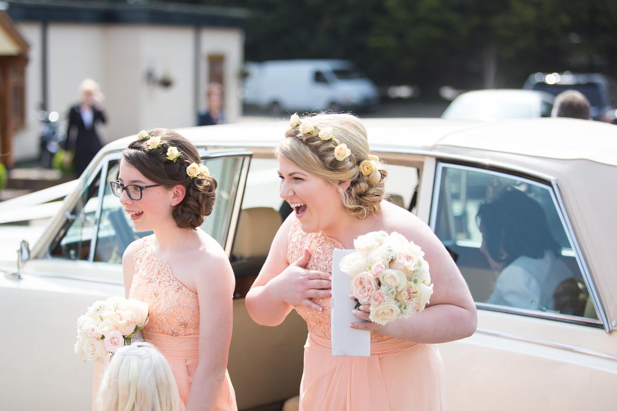 Ye Olde Plough House Wedding - Karen & Dave -13