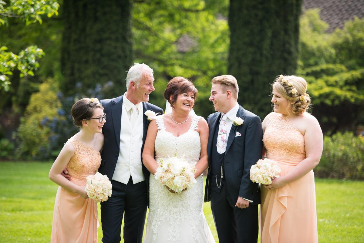 Ye Olde Plough House Wedding - Karen & Dave -23