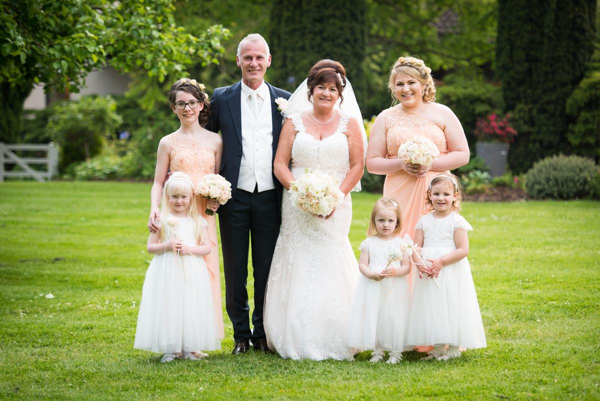 Ye Olde Plough House Wedding - Karen & Dave -24