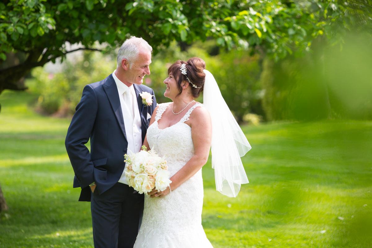 Ye Olde Plough House Wedding - Karen & Dave -28