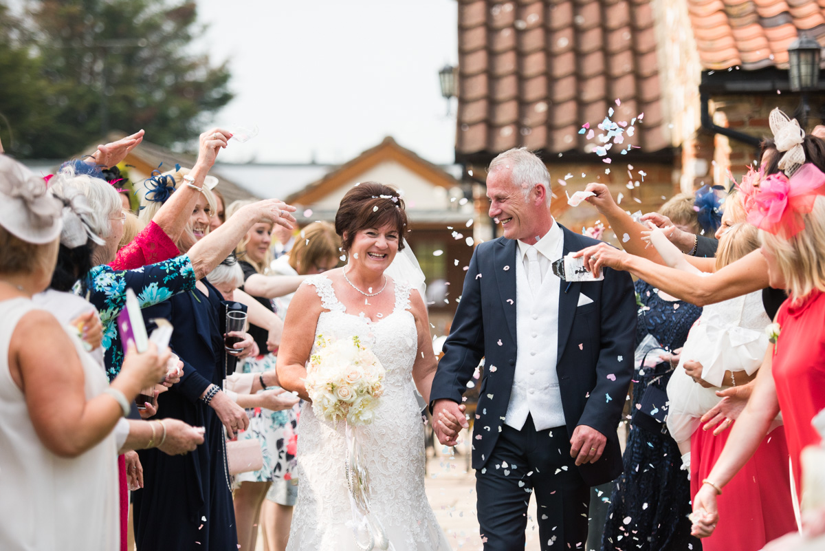 Ye Olde Plough House Wedding - Karen & Dave -29