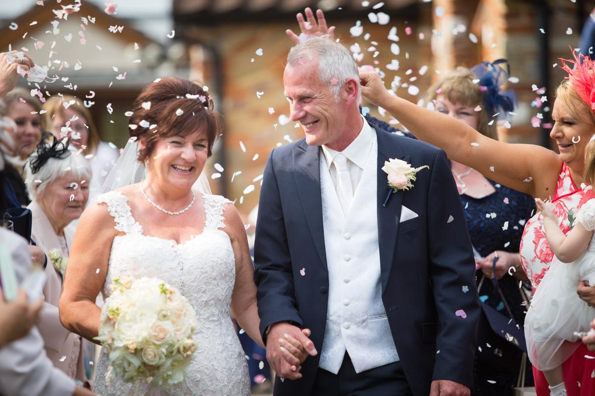 Ye Olde Plough House Wedding - Karen & Dave -30