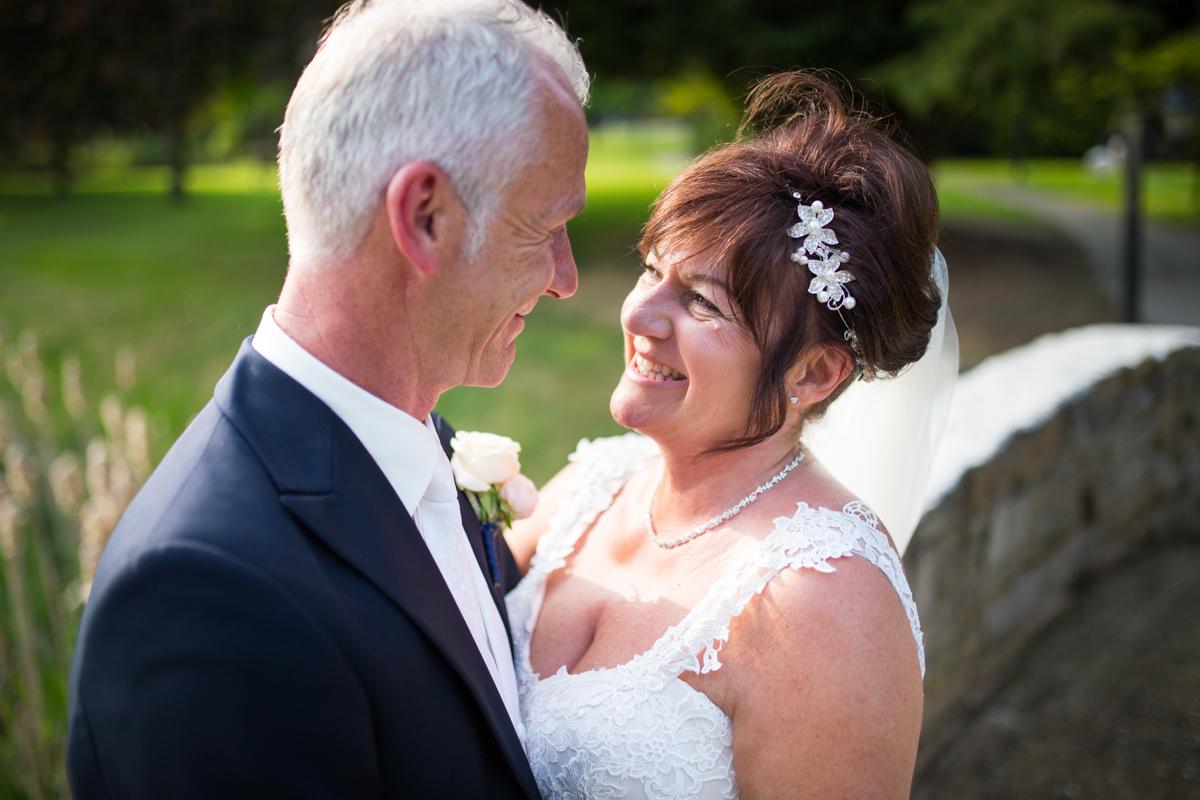 Ye Olde Plough House Wedding - Karen & Dave -32