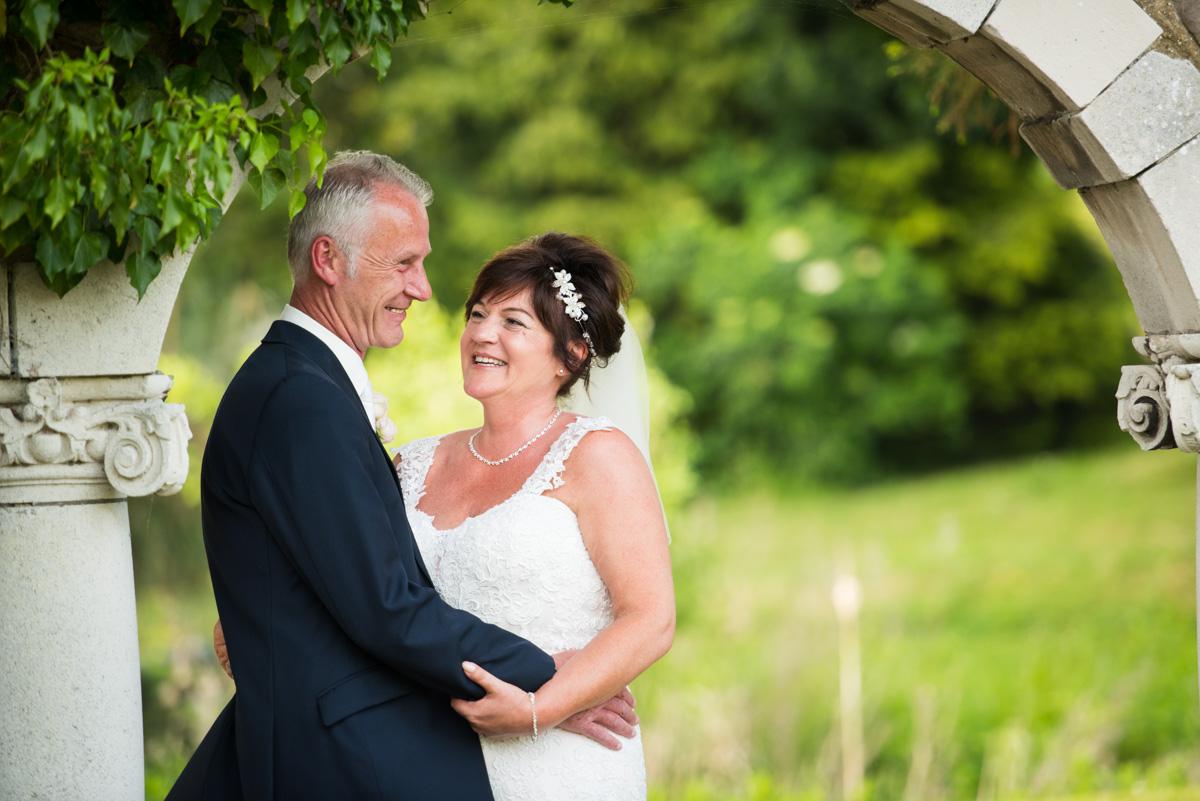 Ye Olde Plough House Wedding - Karen & Dave -33