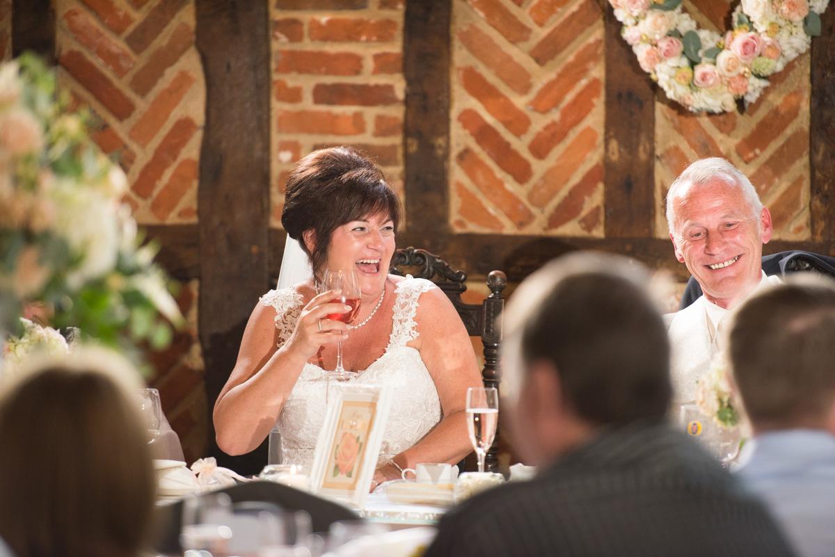 Ye Olde Plough House Wedding - Karen & Dave -34