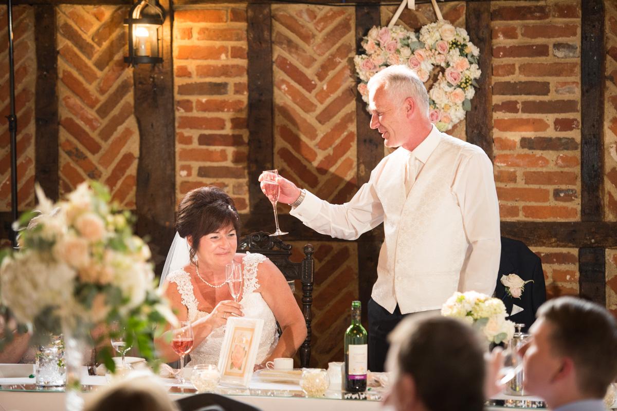 Ye Olde Plough House Wedding - Karen & Dave -36
