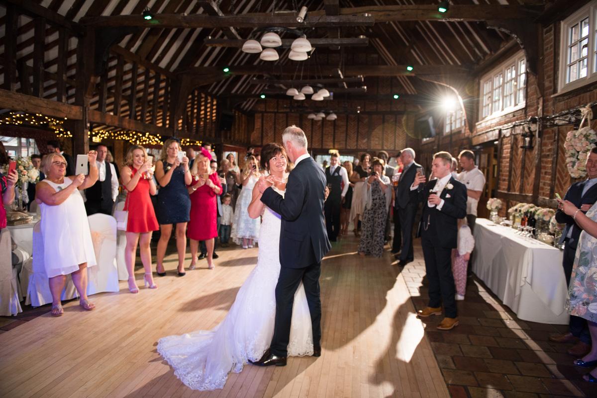 Ye Olde Plough House Wedding - Karen & Dave -50