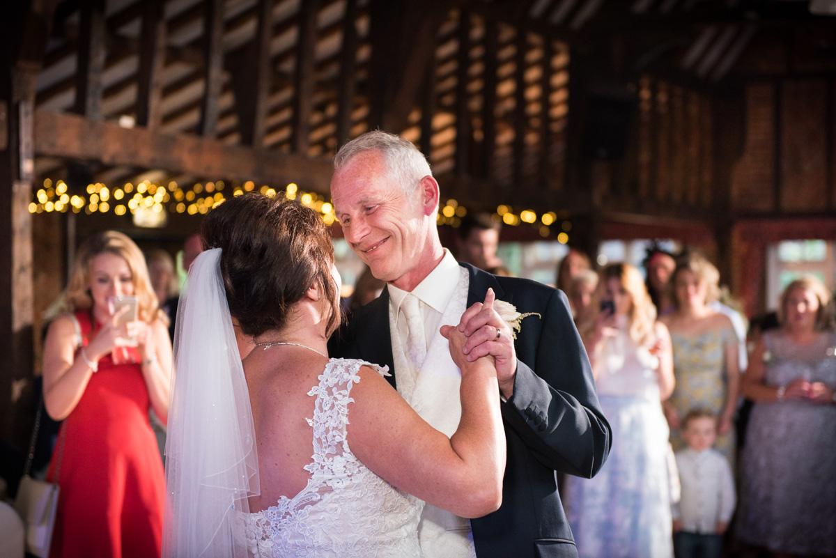 Ye Olde Plough House Wedding - Karen & Dave -52