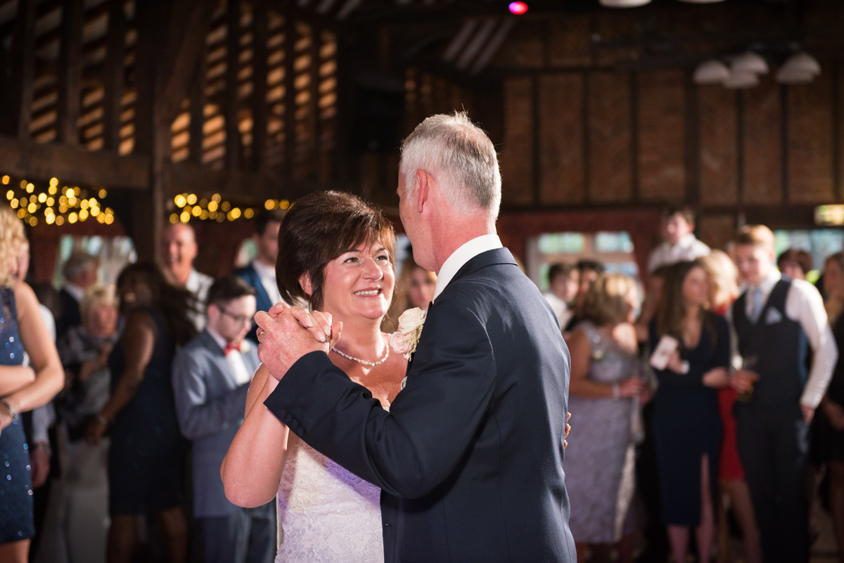 Ye Olde Plough House Wedding - Karen & Dave -53