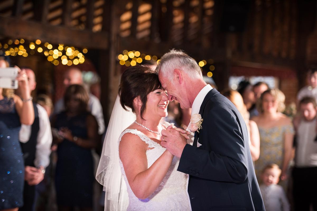 Ye Olde Plough House Wedding - Karen & Dave -54