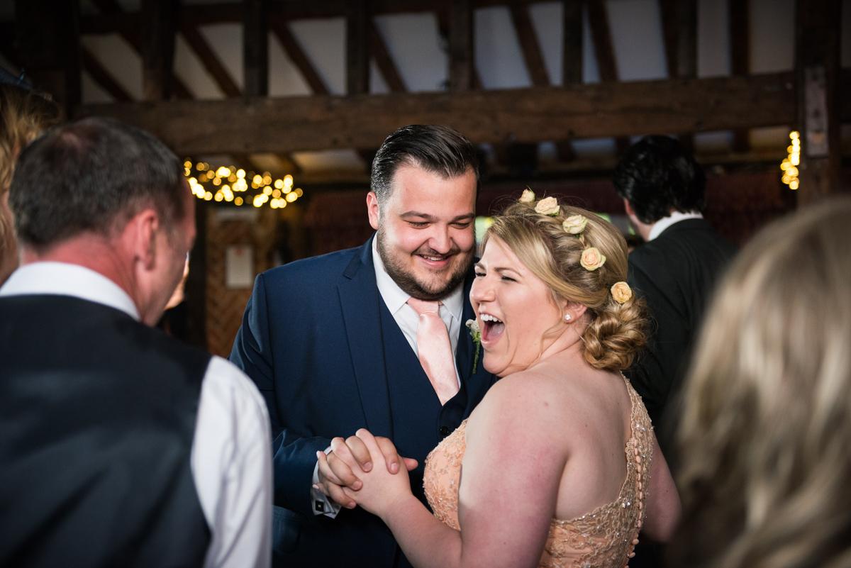 Ye Olde Plough House Wedding - Karen & Dave -55