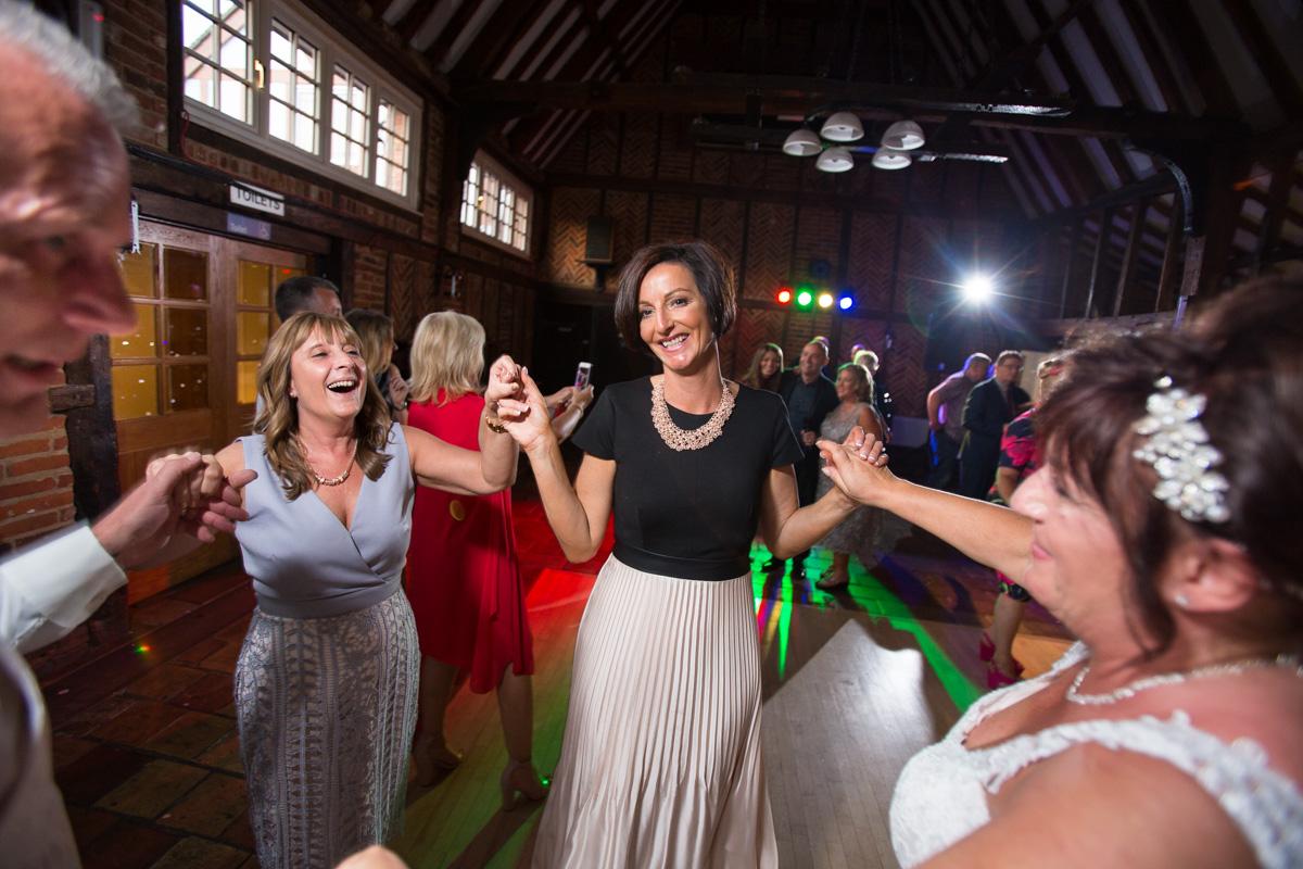 Ye Olde Plough House Wedding - Karen & Dave -60