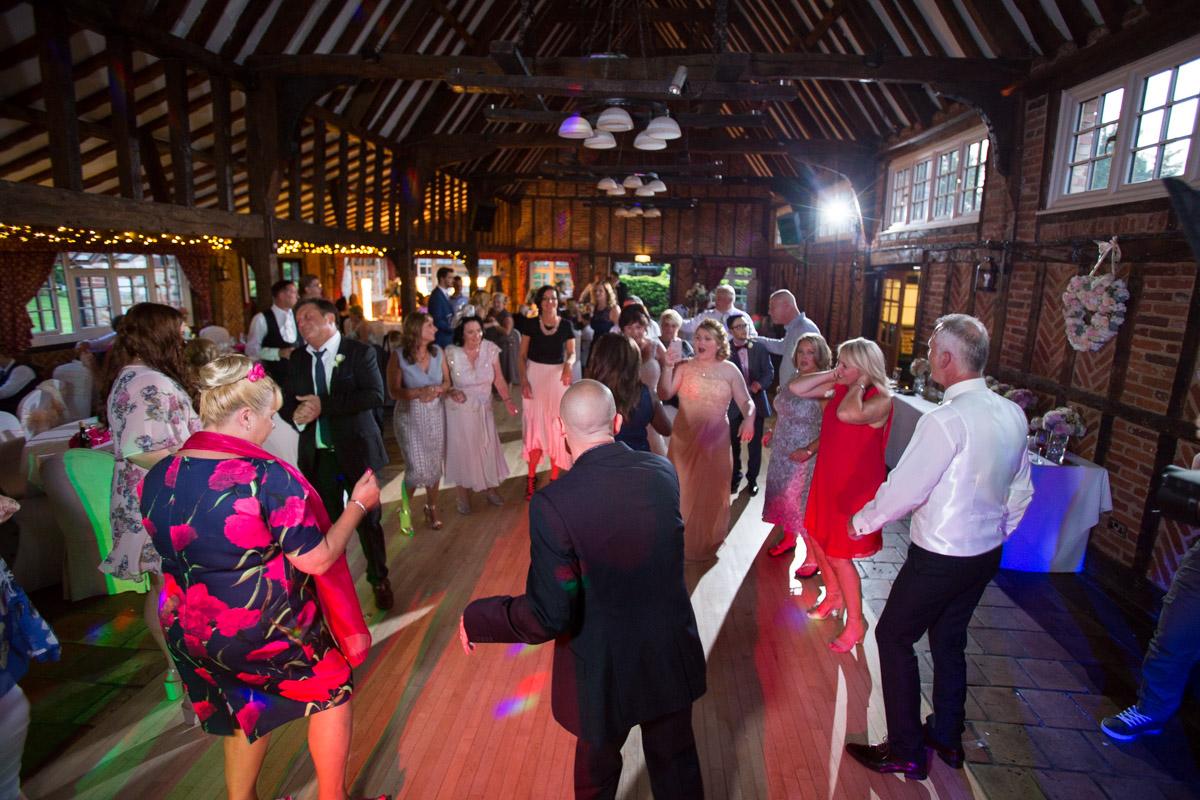 Ye Olde Plough House Wedding - Karen & Dave -63