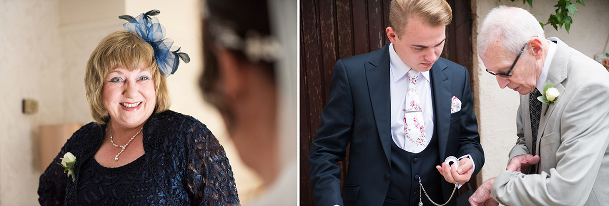 Ye Olde Plough House Wedding - Karen & Dave -7