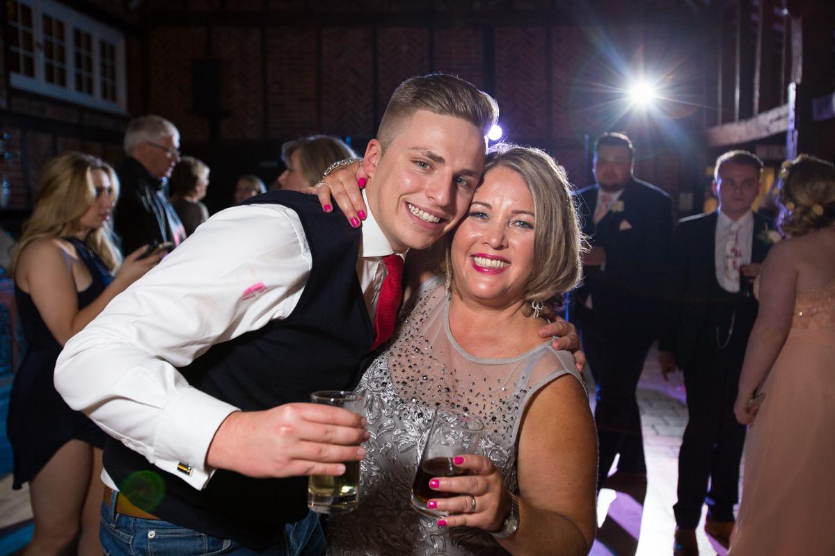 Ye Olde Plough House Wedding - Karen & Dave -70