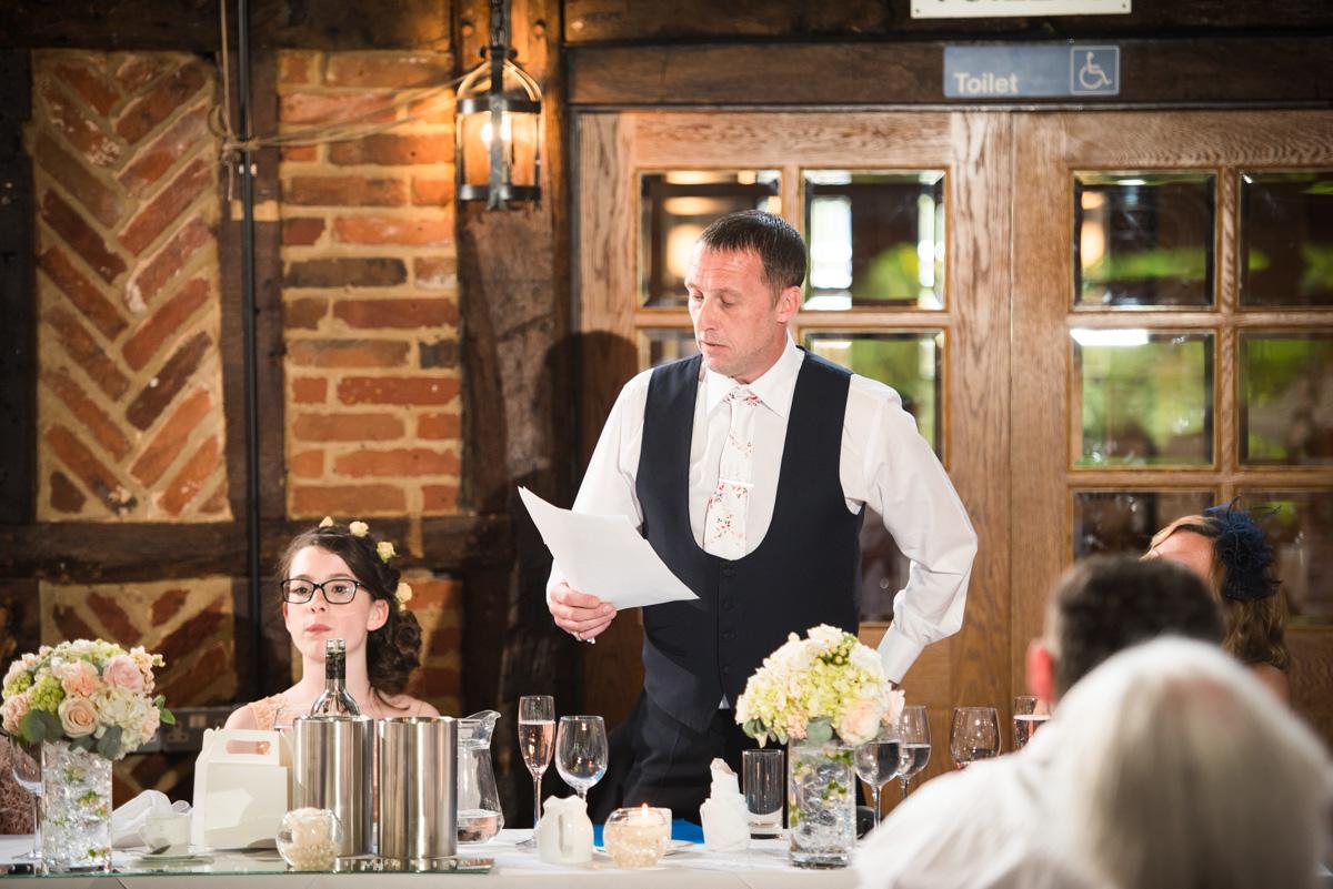 Ye Olde Plough House Wedding - Karen & Dave -80