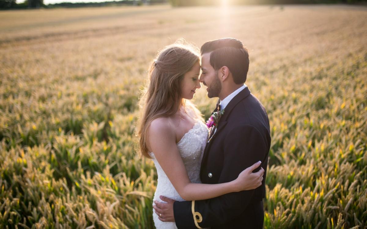 Crabbs Barn Wedding Photography - Alice & Jamie