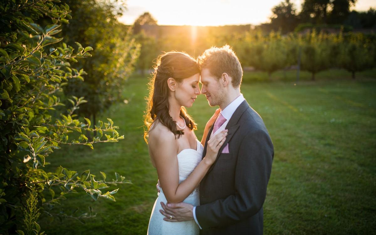 Bradbourne House Wedding - Amanda & Simon