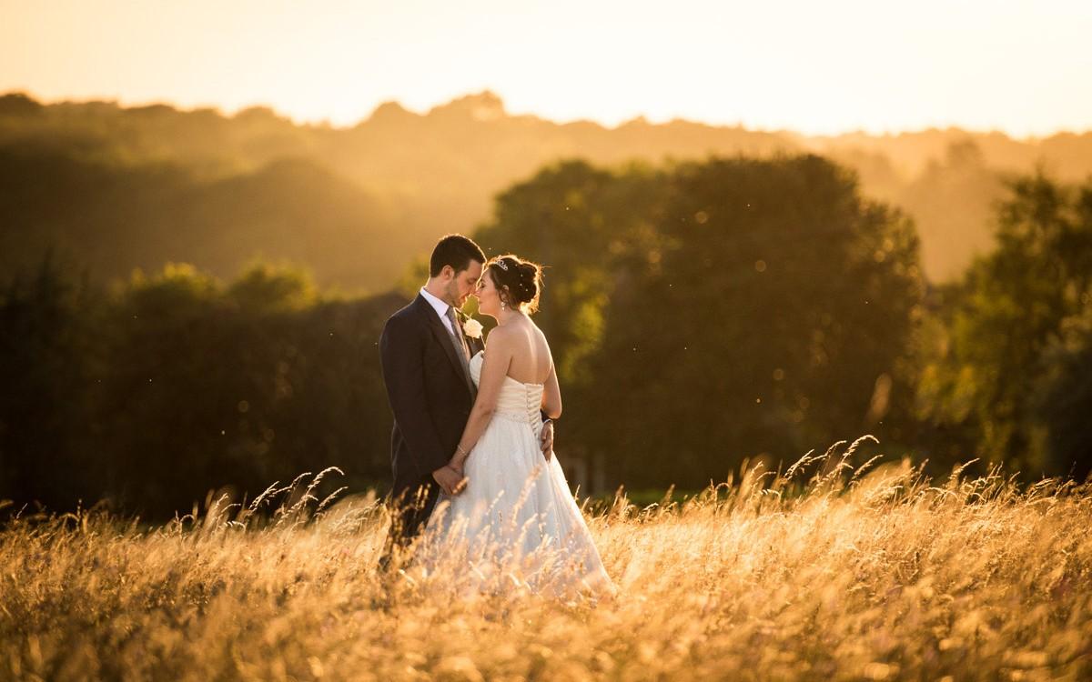 London Garden Wedding - Suzie & Ross